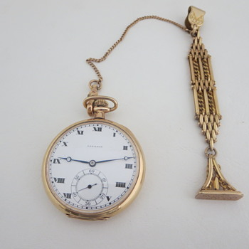 Wax Seal Pocket Watch Fob - Pocket Watches