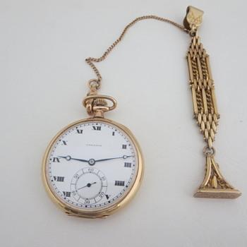 Wax Seal Pocket Watch Fob