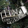 Antique warplane Xmas ornaments