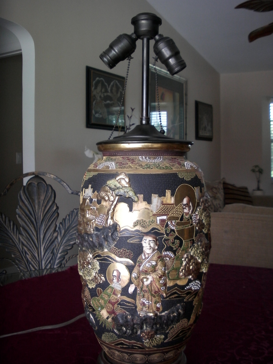 Antique Oriental Lamp Collectors Weekly