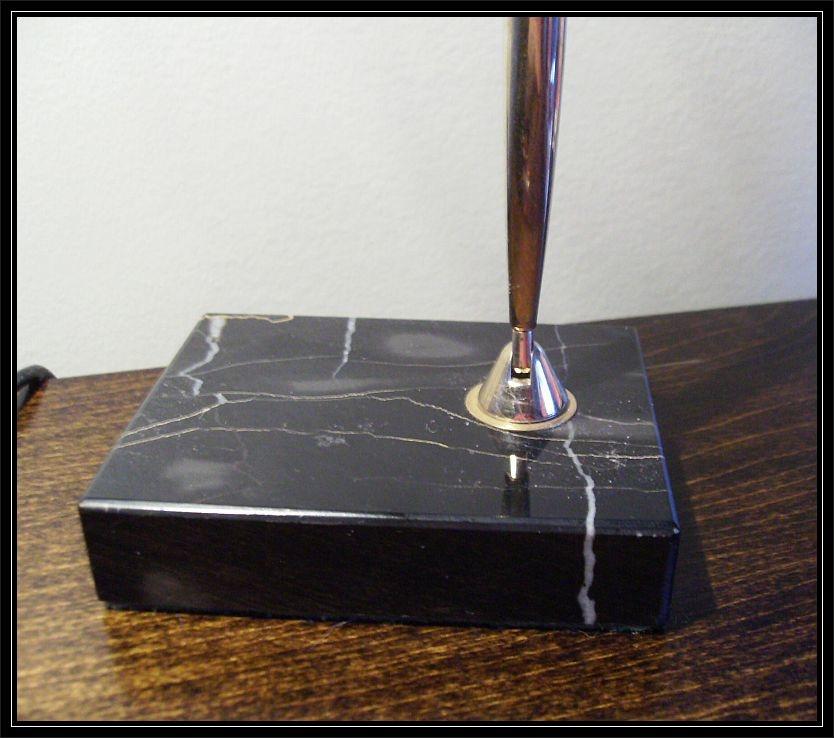 Strange Sheaffer Desk Pen Set On Black Marble Vintage Interior Design Ideas Helimdqseriescom