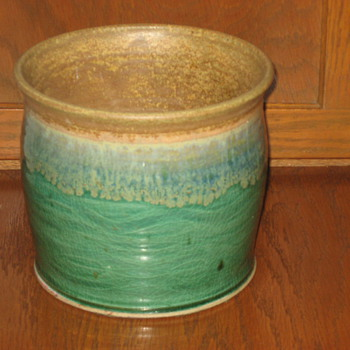 Another piece of pottery - Pottery