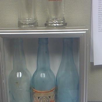 Pre Pro Budweiser bottles  - Bottles