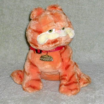 "2004 - ""Garfield"" Plush Toy - Toys"