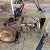 Very Old Copar Panzer Garden Tractor