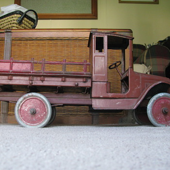 My new Truck! Any spacifics on when it was made? - Toys