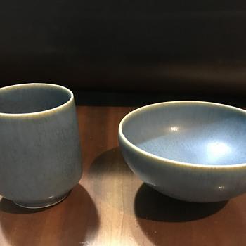 Palshus Denmark Pottery - Pottery