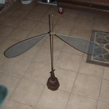 victorian fly fan - Victorian Era