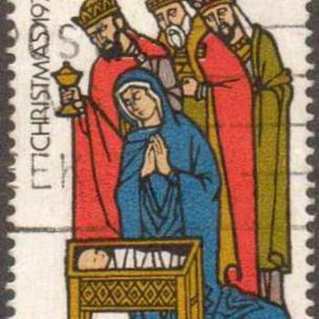 """1975 - Australia """"Christmas"""" Postage Stamp - Stamps"""