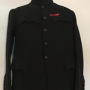Victorian Scottish Rifles Officer's Patrol Frock  - Military and Wartime