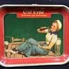1940 Coca Cola tray original