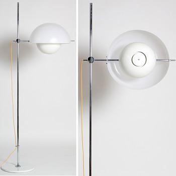 swiss made Rosemarie & Rico Baltensweiler floor lamp Type 300, 1966 - Lamps