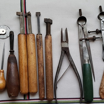 Bookbinding Tools - Tools and Hardware