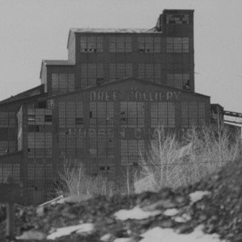 Anthracite Coal Breaker...Larksville, PA - Photographs