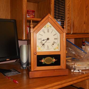Doug's 'Seth Thomas Clock'.. Info Needed...