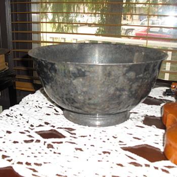 Paul Revere Liberty Bowl Silver - Silver