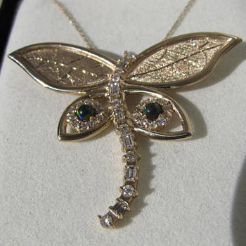My Darlin's Fine Jewelry ---   Dragonfly