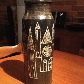 Hald Soon Norway vase - Mid-Century Modern
