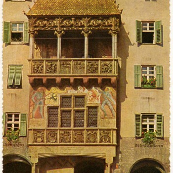 Innsbruck, Goldenes Dachl Postcard - Postcards
