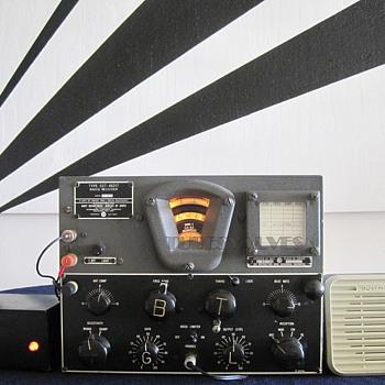 CCT-46217 Military Radio Receiver Stromberg Carlson - Radios