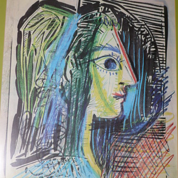 Pablo Picasso help identify name of this artwork? - Fine Art