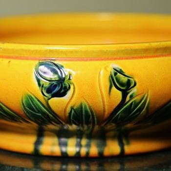 Awaji Bowl - Pottery