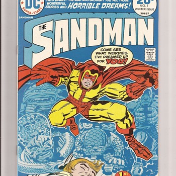 Sandman bed time fun - Comic Books