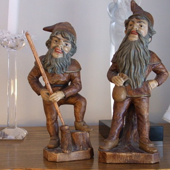 Info. Needed on Former Home for My GNOMES - Figurines
