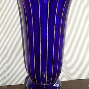1920's Deco Vase - Art Deco