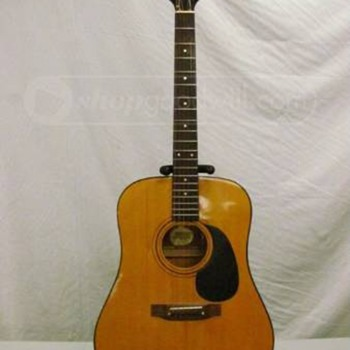 Aspen acoustic guitar AD-28