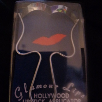 glamour lips hollywood lipstick applicator