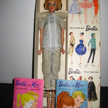 1961? Barbie