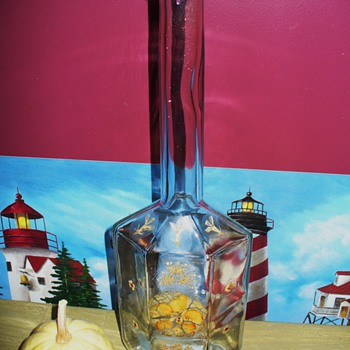 Italian Decanter - Glassware