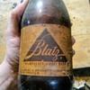 Unopened vintage beer