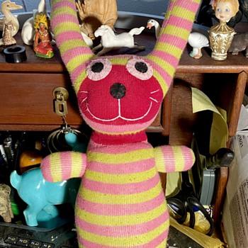 Jersey Stuffed Critter - Dolls