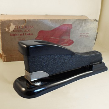 Hotchkiss model 220 Stapler - Office