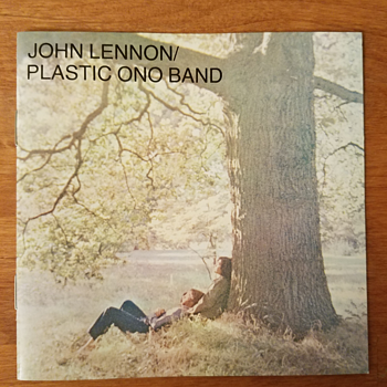 John Lennon/Plastic Ono Band - Records