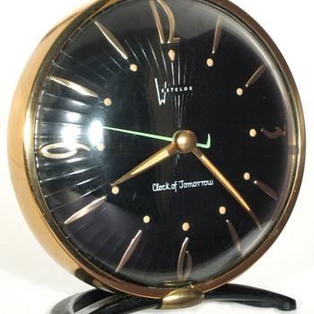"""Westclox """"Clock of Tomorrow"""" - Clocks"""