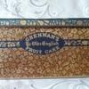 1912-1919 Al Bruns (Metal Package Co.) Grennan's Fruit Cake Tin