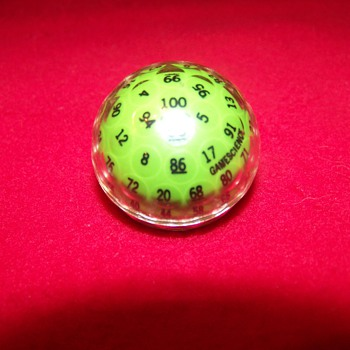 Hundred Sided Die - Games