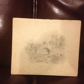 drawing - Fine Art
