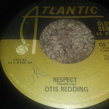 OTIS REDDING...ON 45 RPM VINYL - Records