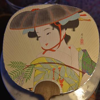 Japanese Fan - Accessories