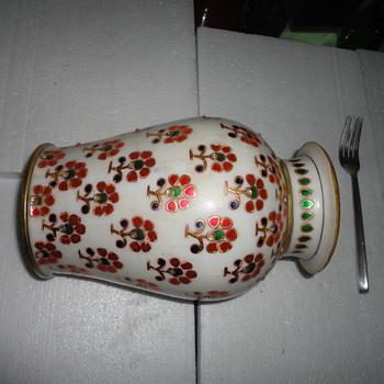 White Sands Pottery Vase - Pottery