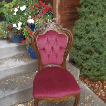 Name this chair