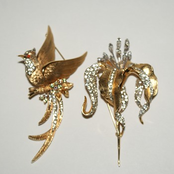 More Marcel Boucher Pieces - Costume Jewelry