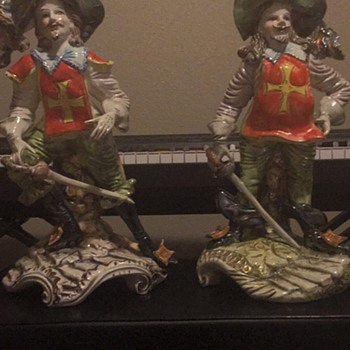 Capodimonte Figurines?? - Figurines