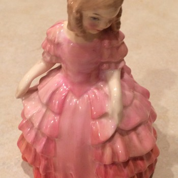 Royal Doulton Rose Figurine