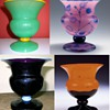 Loetz shape # 1 - Loving cup