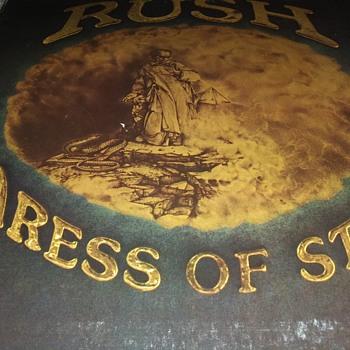 RUSH - Records